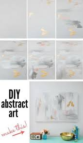diy abstract artwork furniture hacks artwork tutorials and craft