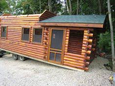 trophy amish cabins llc 10 x 20 bunkhouse cabinshown in the trophy amish cabins llc tiny houses cabin tiny