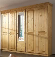 Erle Schlafzimmerschrank Kleiderschrank Massiv Erstaunlich Schlafzimmer Schrank Massiv Cm