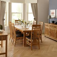 buy john lewis burford extending 6 8 seater dining table john lewis