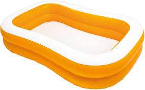 Intex Inflatable Swimming Pool Intex Mandarin Swim Center Inflatable Swimming Pool U0027s