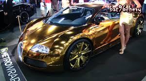 bugatti gold and gold bugatti veyron on gold forigato wheels forgiato fest 2013