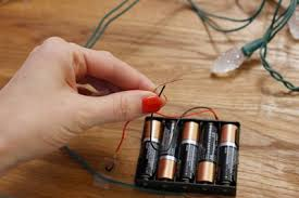 how to make battery powered lights with pictures ehow