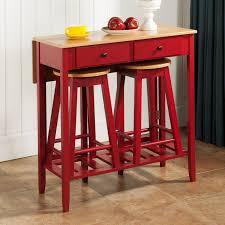 three piece table set inroom designs 3 piece pub table set reviews wayfair