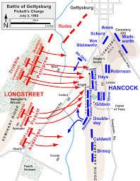 Gettysburg Pennsylvania Map by Gettysburg U2013 Exploring Kotzk