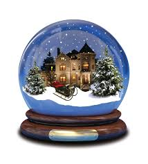 what would you do if you were stuck inside a snow globe mrs