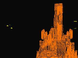 Krak Des Chevaliers by Artstation Krak Des Chevaliers Orbiting Neptune Ben Nicholas