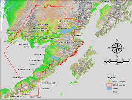 Southeast Alaska Map Maps U2013 Bristol Bay Native Corporation