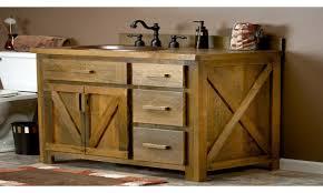 rustic wood vanity rustic bathroom ideas rustic vanities barnwood