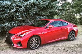 red lexus 2015 2015 lexus rc f could be a contenda carnewscafe