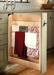 Kitchen Towel Bars Ideas Kitchen Towel Storage Ideas Simple Ideas Kitchen Towel Rack Best