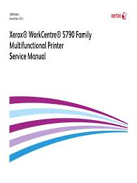 xerox workcentre 5790 family 5735 5740 5745 5755 5775 service