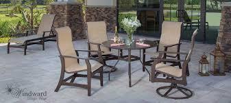 Patio Furniture In Nj by Windward Patio Furniture Outdoor Tables Umbrella