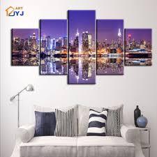 Cheap Framed Wall Art by Online Get Cheap Framed Manhattan Wall Art Aliexpress Com