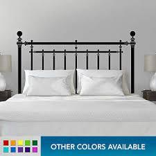 iron bed headboard decal martha stewart decals 119 s 5 5 x 5 1