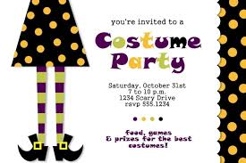 Halloween Invitation Templates Free Printable by Halloween Office Party Invitation U2013 Festival Collections