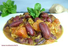 cuisiner haricots rouges curry de haricots rouges recette indienne
