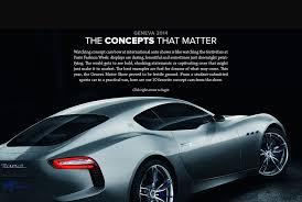 concept cars 2014 10 best concept cars geneva auto 2014 gear patrol