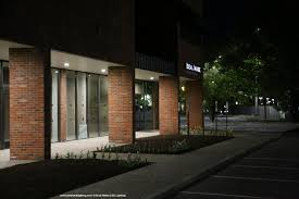 Outdoor Soffit Light Soffit Lighting With Remote Phosphors Led Outdoor Lighting