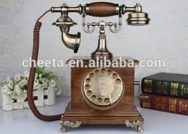 Desk Telephones Wholesale Retro European Antique Rotary Dial Desk Telephones Buy