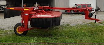 2007 new holland 1412 discbine mower conditioner item aa99