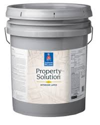 property solution interior latex paint sherwin williams