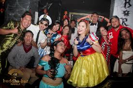 lifestyle halloween party stylish events and happenings best at buddha bar manila