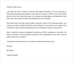 thank you referral letter sample referral thank you letter 10