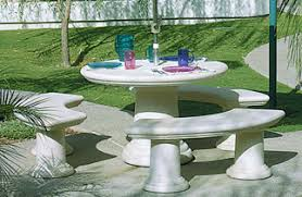 concrete table and benches price concrete landscape tables outdoor concrete tables phoenix