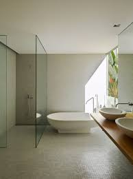 Bathrooms With Showers by Natural Bathroom Best Bathroom Showers Open Bathroom With Shower