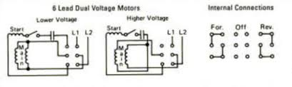 reversing drum switch wiring diagram wiring diagram and