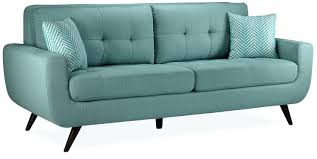 blue leather sectional sofa with chaise chesterfield bed navy