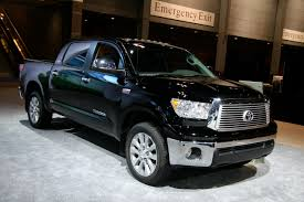 2010 toyota tundra platinum package photo gallery autoblog