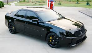 fs ft 2006 cts v 6 0l ls2 6spd raven black super clean