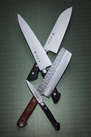 High Carbon Steel Kitchen Knives Cooks Show A Growing Demand For U0027must Have U0027 Knives The Seattle Times