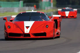 first ferrari race car exclusive xx programme ferrari 70th anniversary
