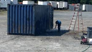 painting a used shipping container a how to guide atlanta used