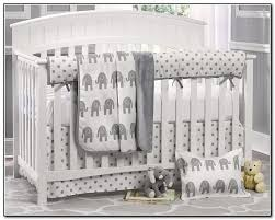 Grey And Yellow Crib Bedding Elephant Crib Bedding Boys Search Baby Stuff