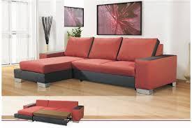 Canapé Convertible Jaune Canap D 39 Angle Convertible Canape Convertible Tissus Maison Design Wiblia Com