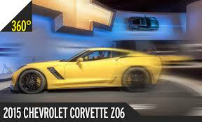 chevrolet corvette z06 2015 2015 chevrolet corvette z06 360º photos car and driver