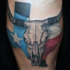 longhorn tattoos tattoo collections