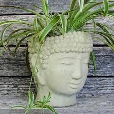 buddha planter small designer garden shop