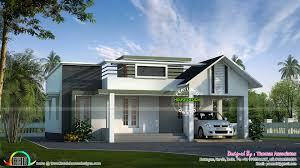 Kerala Home Design 1200 Sq Ft House Plan Kerala Home Design And Floor Plans Modern House Plan