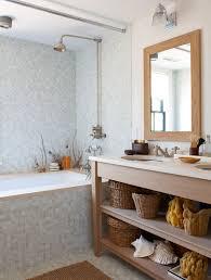 diy beach bathroom decor projects inspired nautical bathroom