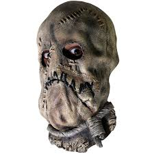 scary scarecrow halloween costume scarecrow mask costumelook