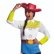 jessie and woody halloween costumes toy story jessie classic halloween costume walmart com