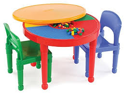 lego table with storage amazon com