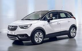 opel nissan vauxhall crossland x ready to duke it out with nissan juke