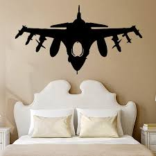 diy wall mural promotion shop for promotional diy wall mural on free shipping wall decals airplane aircraft military vinyl decal sticker art home decor diy wall mural plane wall sticker