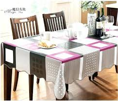 glass cover for dining table table covers ideas enjoyable inspiration ideas dining table cover
